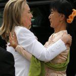 Aung San Suu Kyi_ Clinton