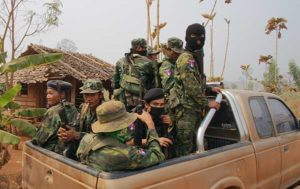 golpe in birmania