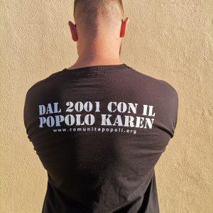 t shirt popoli